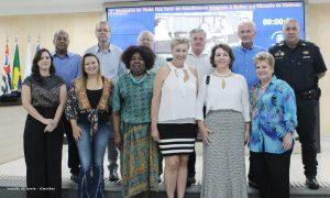 """2º Seminário Rede """"Elza Tank"""" de Atendimento Integrado à Mulher em Situação de Violência"""