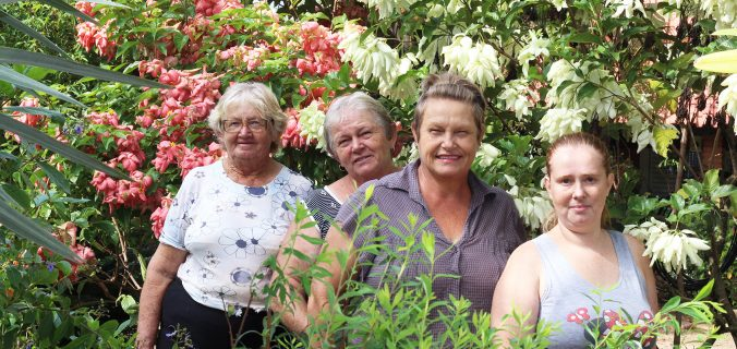 Mulheres da família Schnoor