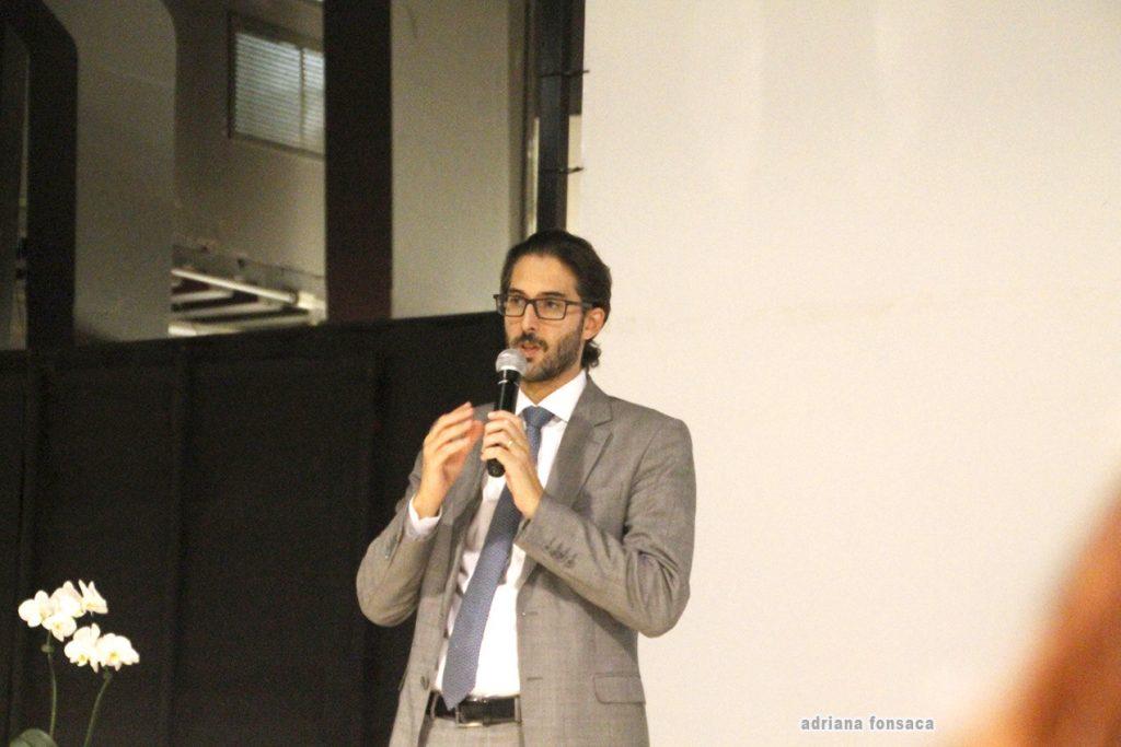 Dr. Gabriel Sormani, Juiz de Direito de Taboão da Serra, SP.